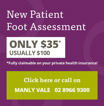 Foot Pain Assessment Sydney