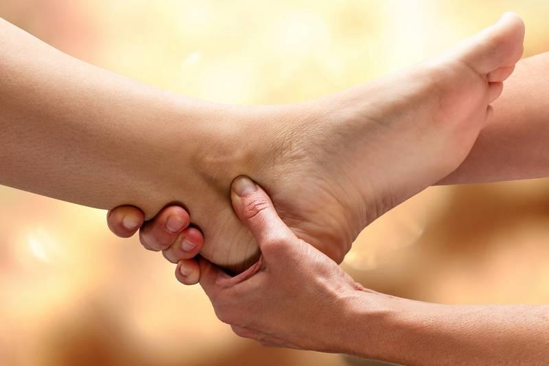 Foot Pain Treatment Roseville