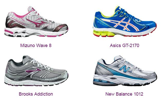 Sports Shoes For Low Arches